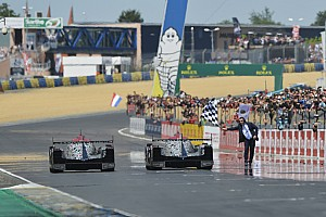 Le Mans Special feature Top Stories of 2017, #14: An LMP2 nearly wins Le Mans