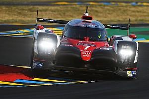 Le Mans Qualifyingbericht 24h Le Mans 2017: Streckenrekord für Kobayashi und Rotphasen im 2. Qualifying