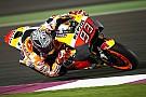 Marquez terjatuh saat uji coba fairing baru Honda