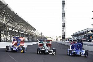 IndyCar Ergebnisse Indy 500 2017: Die Startaufstellung in Bildern
