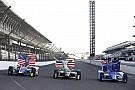 La parrilla de salida para la Indy 500 2017