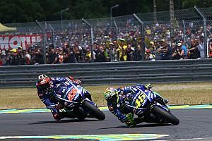 【MotoGP】最終周で転倒のロッシ「勝利は目の前にあったのに…」