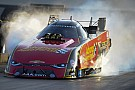 "NHRA Courtney Force hails ""great test"" after fastest Funny Car run"