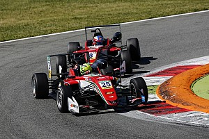 F3 Jelentés a versenyről F3: Günther nyert, Mick Schumi csak 11.