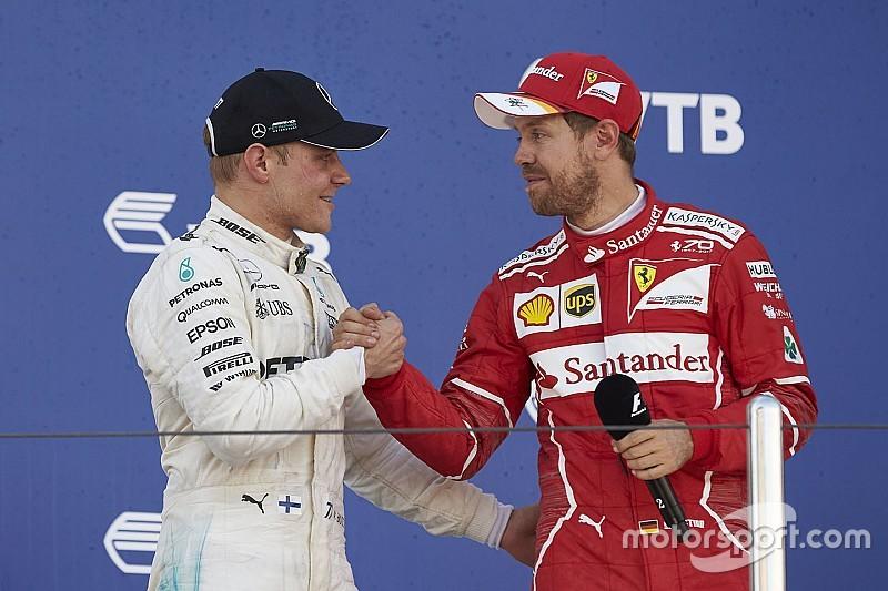 Kulcskérdések megválaszolva: Bottas rajtja, a Ferrari tempója, Hamilton szenvedése