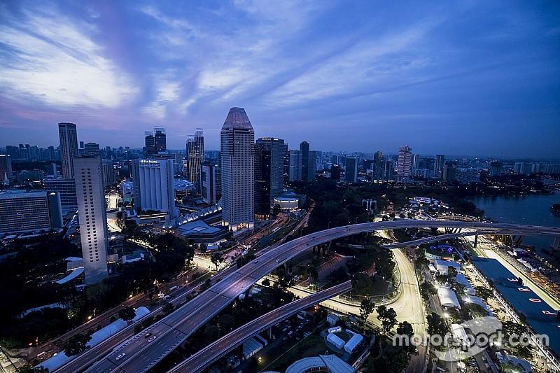 Сингапур начал переговоры о гонке Формулы Е