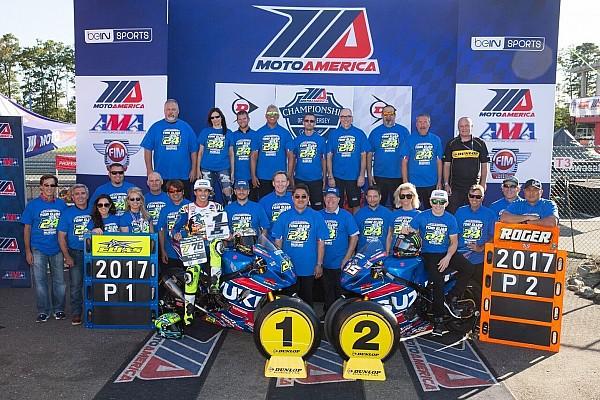 Bike Reporte de la carrera Un Toni Elías ya campeón sigue ganando en MotoAmerica