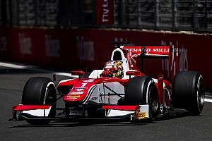 FIA F2 Qualifying report Baku F2: Leclerc grabs fourth pole in a row