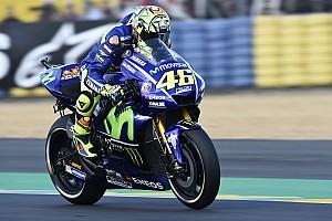 MotoGP Réactions Une grosse bataille attend Rossi en France pour garder la tête du championnat