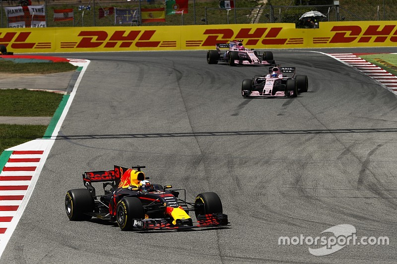 Red Bull und Force India: Auf der Strecke keine Konkurrenten in der F1