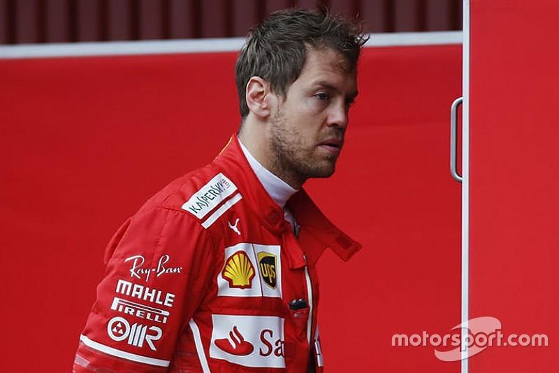"Vettel: ""Con Alonso, Ferrari era menos competitiva que en 2016"""