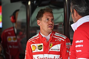 Fórmula 1 Noticias Vettel defiende a su jefe y aún no da por perdido el título
