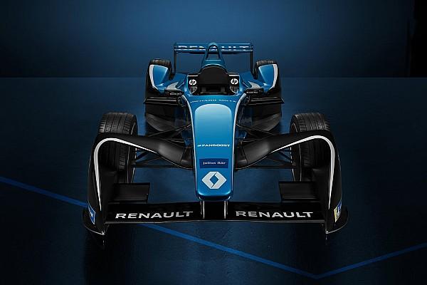Renault e.dams представила нову ліврею Формули E 2017/2018