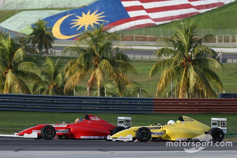 Perdana Menteri Malaysia dukung Formula 4 SEA