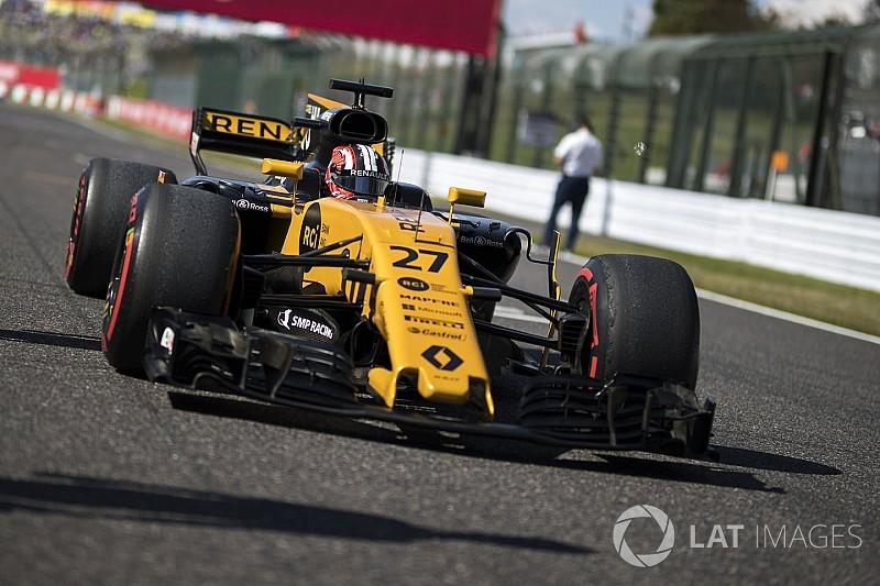 Sainz crê em duelo difícil com Hulkenberg na Renault