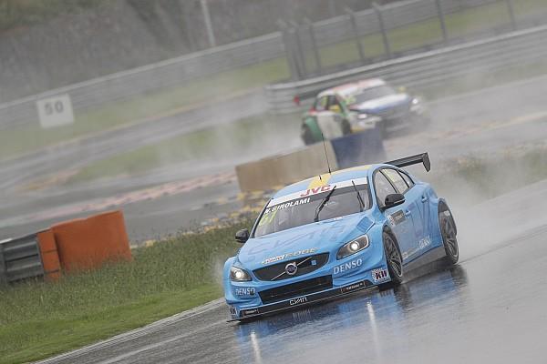 China WTCC: Race 2 abandoned due to rainfall