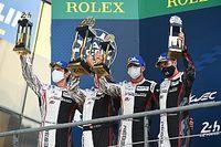 ブルーノ・セナ、8度目の挑戦でやっと届いたル・マン初表彰台「素晴らしい成果だ!」