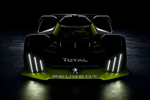 Peugeot chooses Hypercar for 2022 Le Mans return