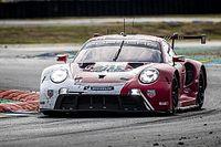 Porsche nie miało tempa