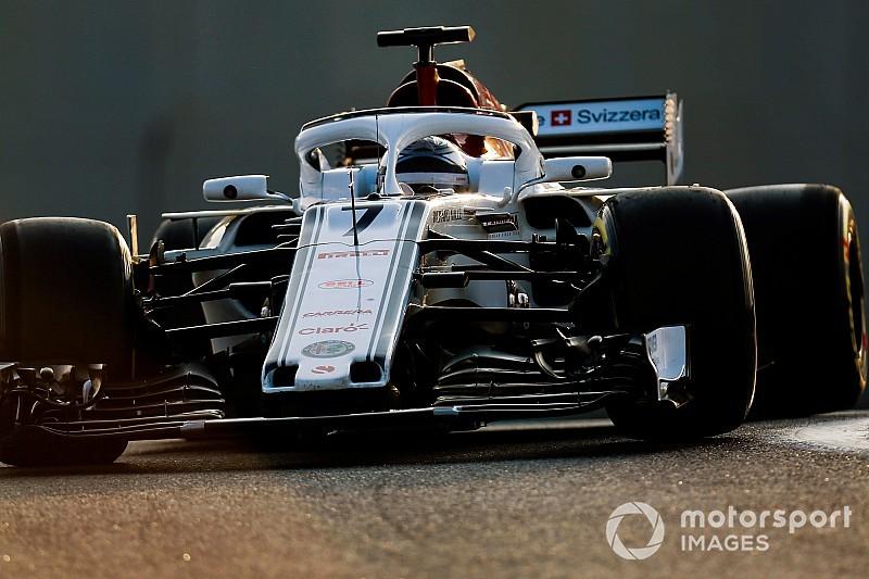 2019 için Sauber'e güvenen Raikkonen: 2018 aracının duyguları SF71H'den farklı değildi