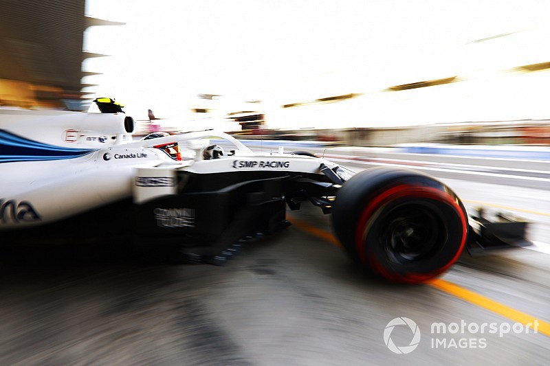 Williams to unveil title partner and livery on Monday