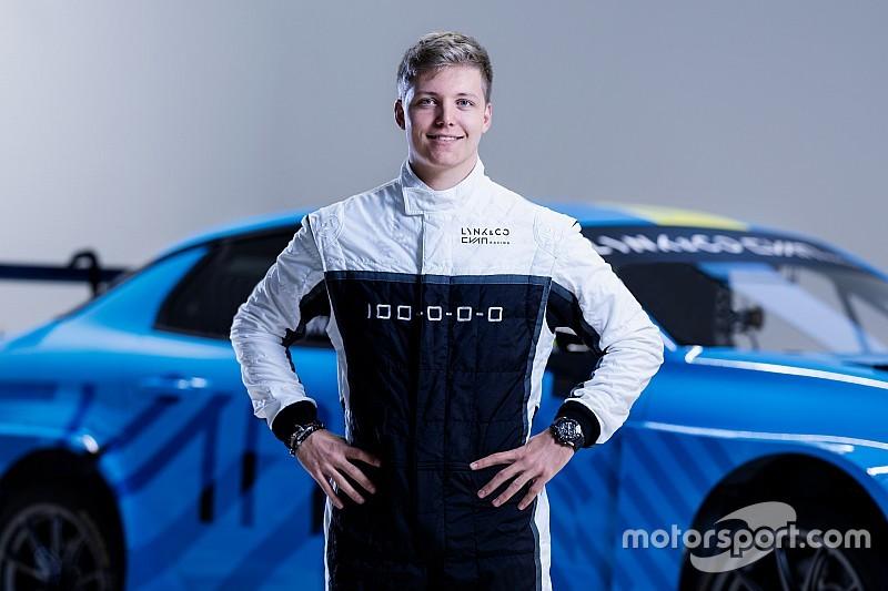 Ehrlacher punta a crescere con Cyan Racing: