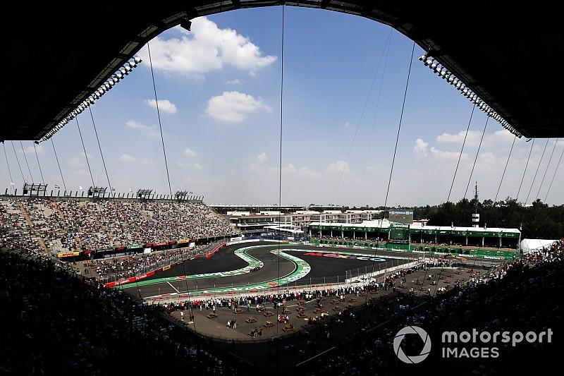 Fotogallery: tutti gli scatti delle prove libere del GP del Messico di F1