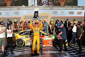 NASCAR Cup Series: Kyle Busch menangi balapan penuh insiden