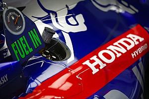 Honda firma una acuerdo para mejorar su turbo de F1