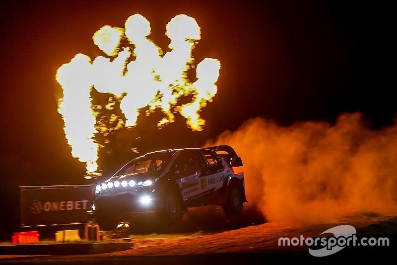 Galería: las fotos más espectaculares del Rally de Gran Bretaña