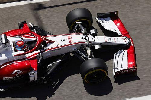 La pénalité de Räikkönen à Imola est maintenue