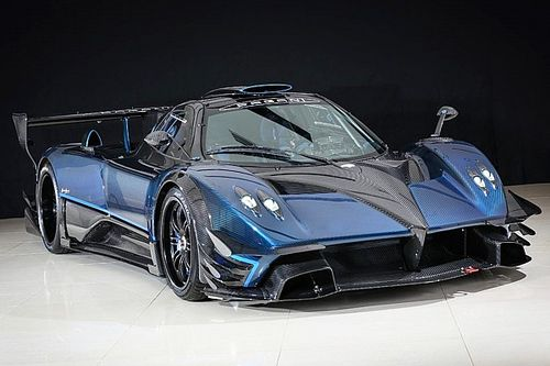 All'asta una Pagani Zonda Revolucion. Prezzo record in vista