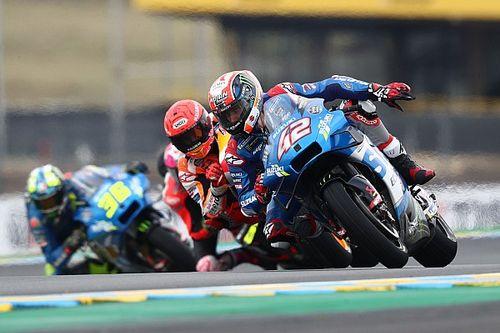MotoGP: a qué hora es hoy la clasificación en Francia y cómo verla