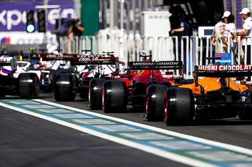Гран При Франции: стартовая решетка