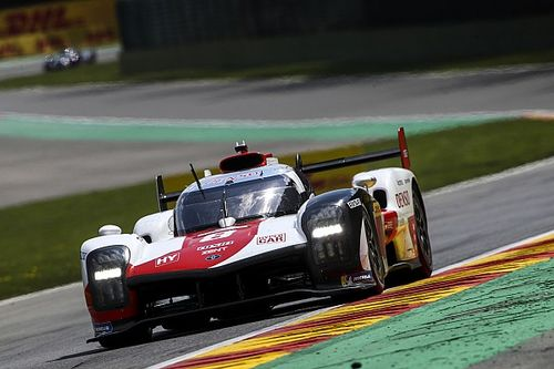 Toyota estrena por todo lo alto su Hypercar en Spa; podio de Molina