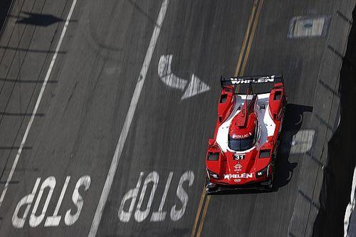 Long Beach IMSA: Nasr takes pole, Snow fastest in GTD
