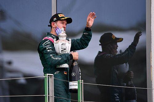 Diskwalificatie dreigt voor Vettel: te weinig brandstof in tank