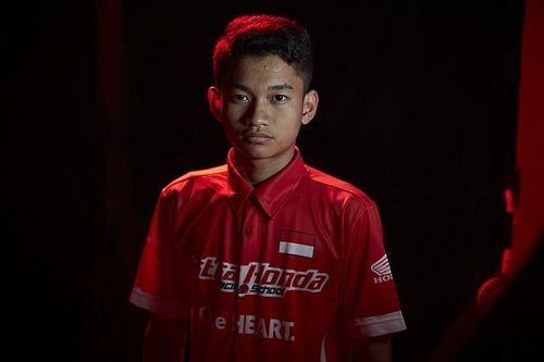 Fadillah Aditama Gantikan Mario Aji di Red Bull Rookies Cup 2022