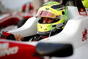 Mick Schumacher dice que no tiene prisa para llegar a la F1