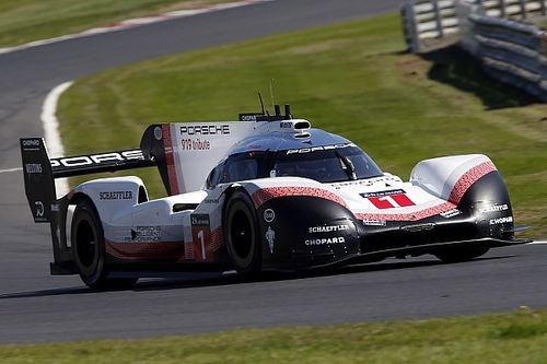 Porsche 919 Evo: Beinahe-Rekord bei Demofahrt in Brands Hatch