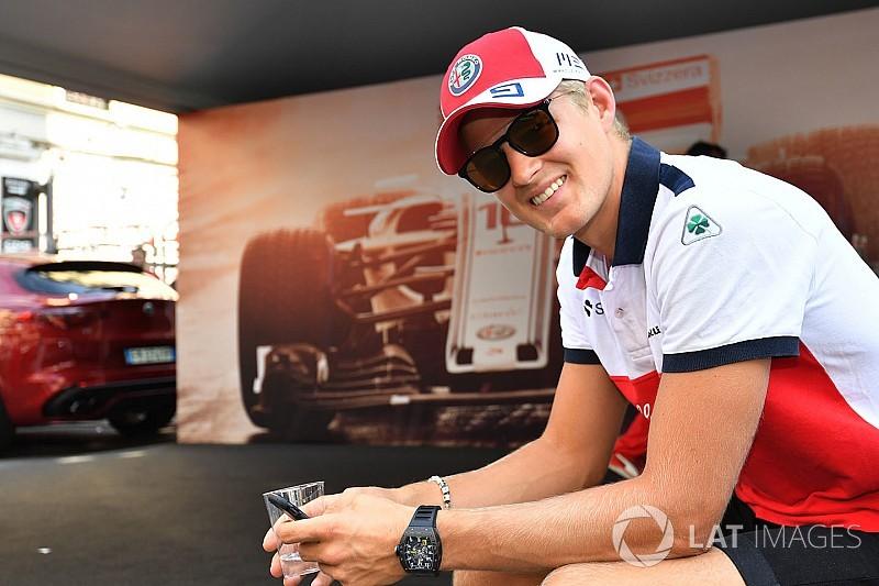 Ericsson, güçlü performansıyla 2019 Sauber koltuğunu kapmak istiyor