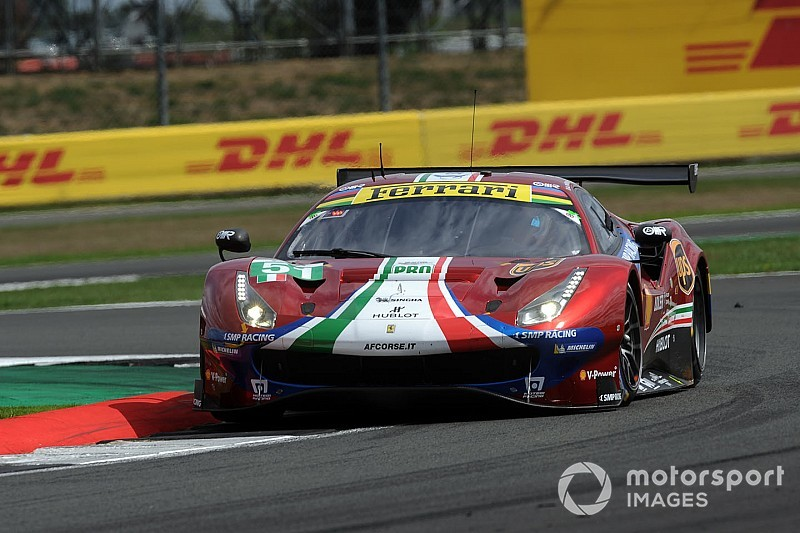 Ferrari won't enter third GTE Pro car at Le Mans