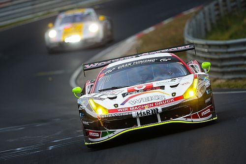 VLN faces revolt over latest attempt to slow GT3 cars
