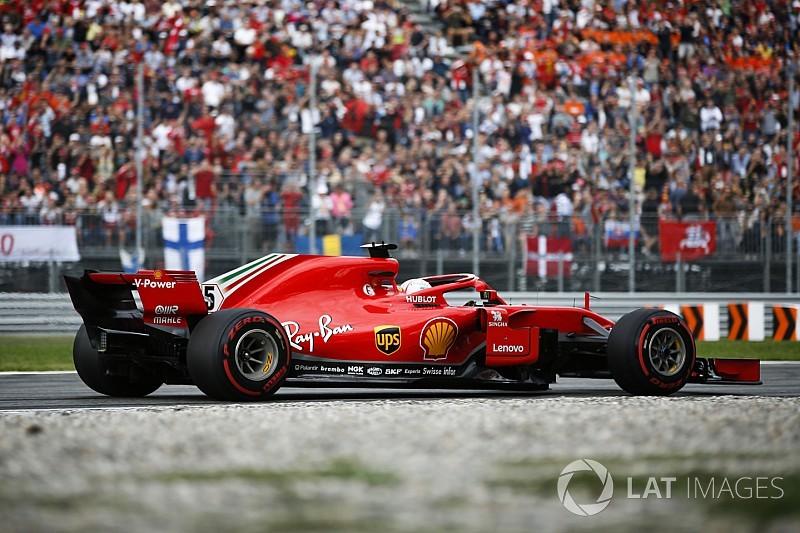 Raihan pole Raikkonen bikin Vettel terdiam di radio