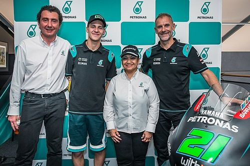 Promoted: The new PETRONAS oil that boosted Quartararo in Assen