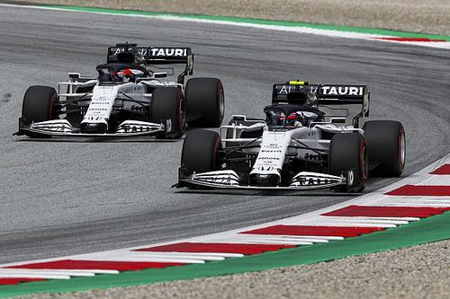 F1: in Stiria AlphaTauri porta novità. Le proverà prima Kvyat