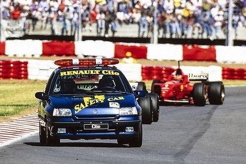Fotos: los Safety Car de la historia de la F1