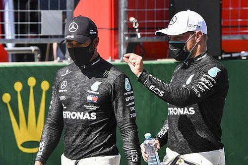 """CEO da Daimler crava dupla da Mercedes para 2021: """"Vamos manter nossos rapazes"""""""
