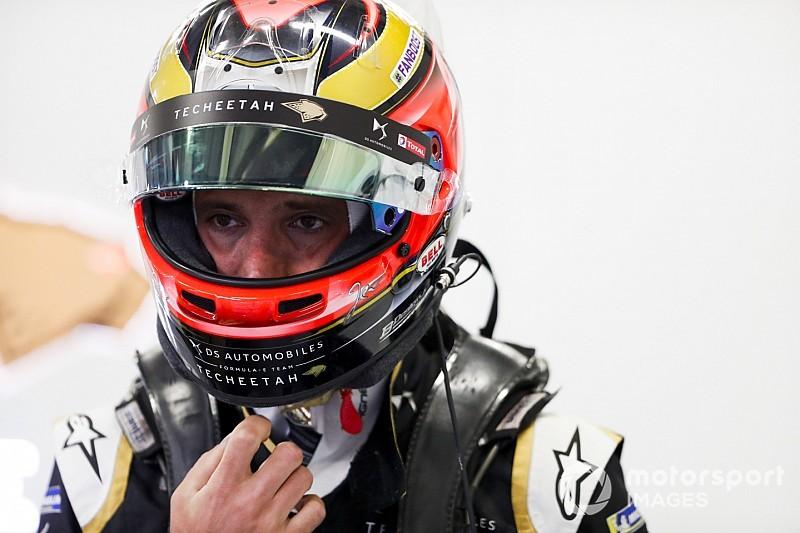 Angry Vergne says recent Formula E shunts