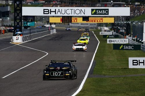 Cancelled Suzuka IGTC race won't be replaced